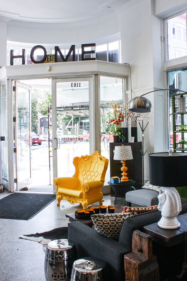 Cool Furniture And Home Goods At Retrofit Home In Seattle Melanie